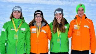Les meilleurs slalomeurs jurassiens ont confirmé à la Lenk