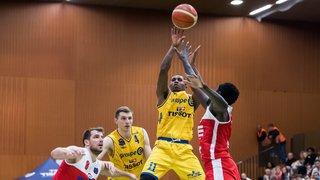 Au bout de l'effort, Union Neuchâtel réintègre le top-3