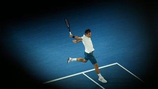Roger Federer signe un récital pour son 100e