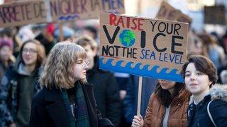 Grève du climat suivie en masse