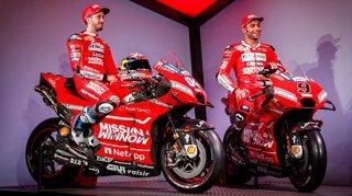Le team Ducati a mis les gaz à Neuchâtel