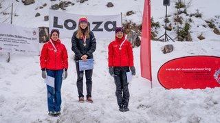 La Neuchâteloise Marianne Fatton est championne de Suisse en élite