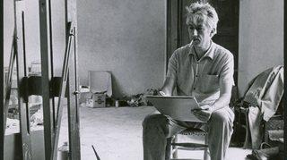 Peintre imérien, Roger Montandon sort de l'oubli