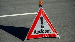 Un accident sur la route de Fenin provoque sa fermeture