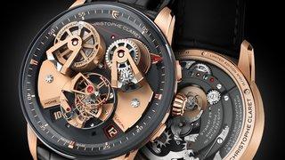 L'horloger loclois Christophe Claret: «Ma créativité est assez débordante»