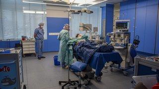 Déjà 65 opérations à la nouvelle clinique Volta à La Chaux-de-Fonds