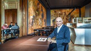 Le café du Musée d'ethnographie de Neuchâtel désormais inscrit au patrimoine suisse