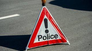 Neuchâtel: il heurte une piétonne, la ramène à l'hôpital mais ne s'identifie pas