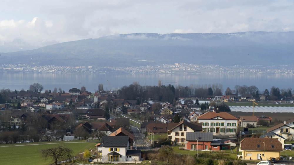Cudrefin figure parmi les principales localités en dehors du canton où les Neuchâtelois vont s'installer.