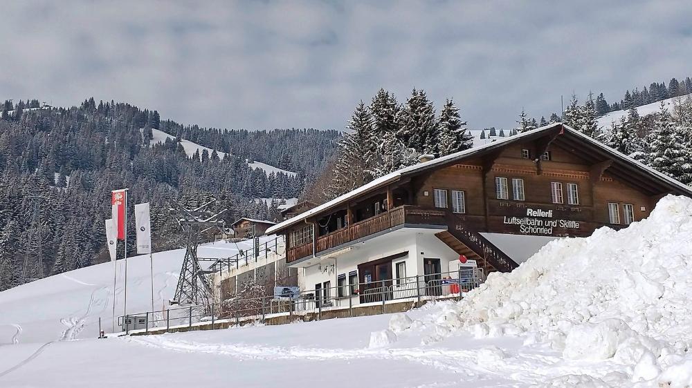 C'en est fini du ski alpin au Rellerli. Depuis le 7janvier, la télécabine est à l'arrêt.