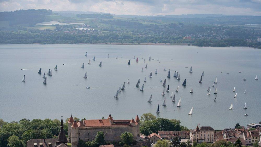 Du monde sur le lac, une image que les organisateurs régionaux aimeraient revoir plus souvent.