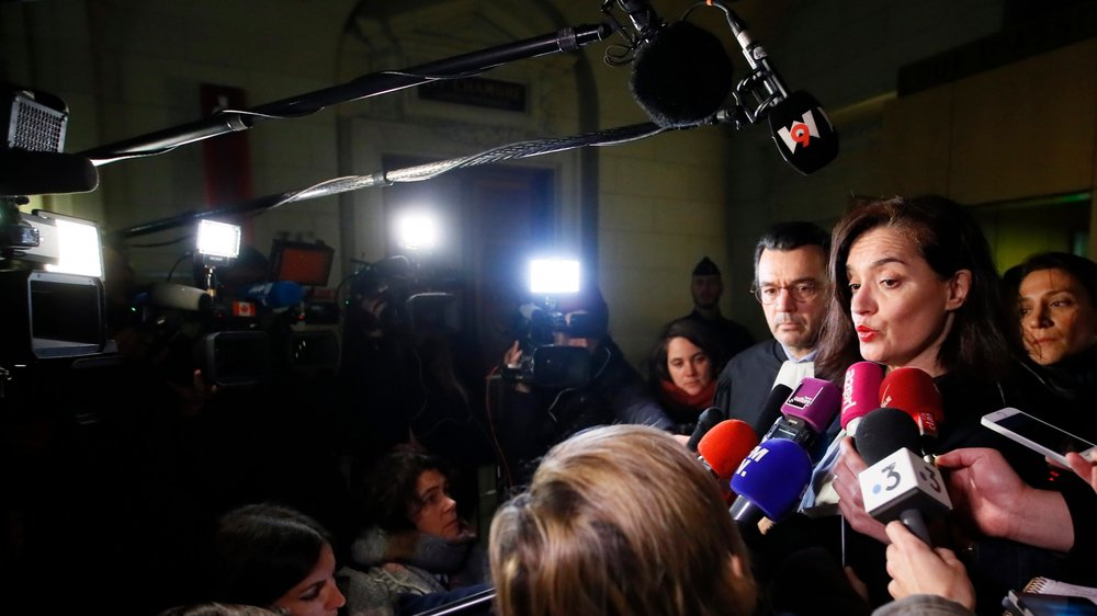 Les avocats de la plaignante se sont exprimés à l'issue du procès condamnant les agresseurs.