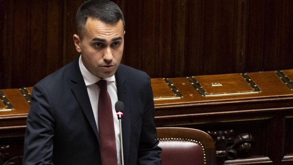 La visite aux gilets jaunes français de Luigi Di Maio, un des deux vice-premiers ministres italiens, n'a pas du tout plu au gouvernement d'Emmanuel Macron.