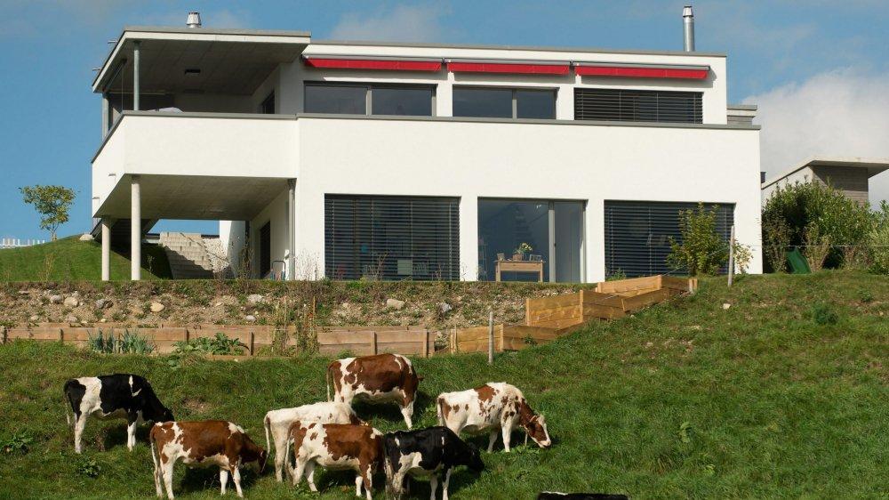 Le projet des Jeunes verts contre le mitage du territoire a été mal accueilli par l'Union suisse des paysans, en dépit de sa volonté affichée de préserver les terres arables.