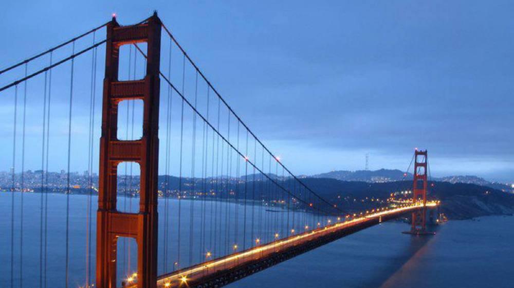 Golden Gate Bridge, San Francisco, Californie. Depuis 2018, une employée de Centredoc envoie des nouvelles de la Silicon Valley aux entreprises technologiques neuchâteloises.