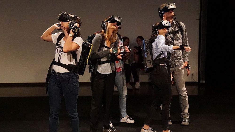Une expérience sensorielle unique attend  les spectateurs.