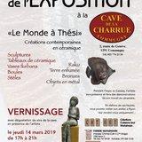 """Vernissage de l'exposition """"Le Monde à Thési"""""""