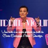 Sandrine Viglino au Gala du CEAS