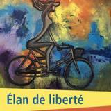"""Élan de liberté"", peintures"