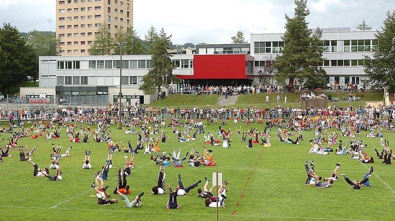 La Chaux-de-Fonds: le terrain de foot des Foulets ne verdira pas ce printemps