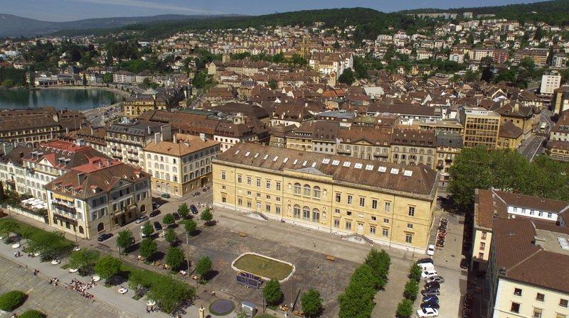 Place sud du Collège latin à Neuchâtel: l'étude sera lancée ce printemps