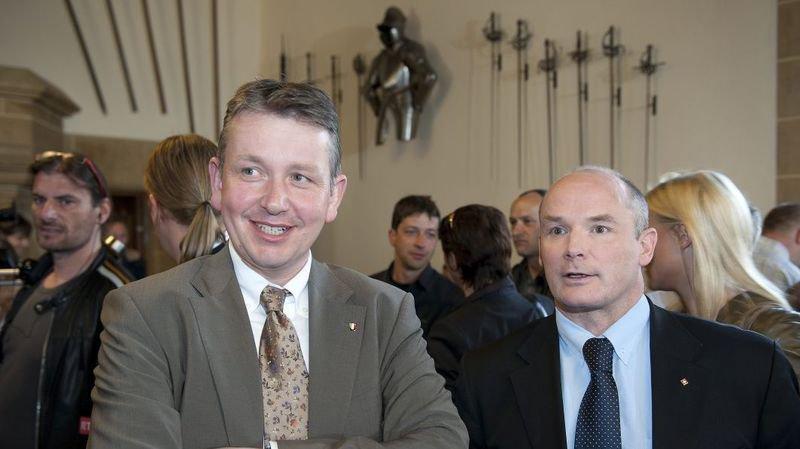 L'UDC neuchâteloise sans Raymond Clottu pour les élections fédérales