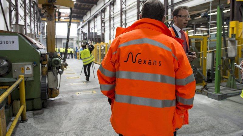 Nexans: cent emplois menacés à Cortaillod