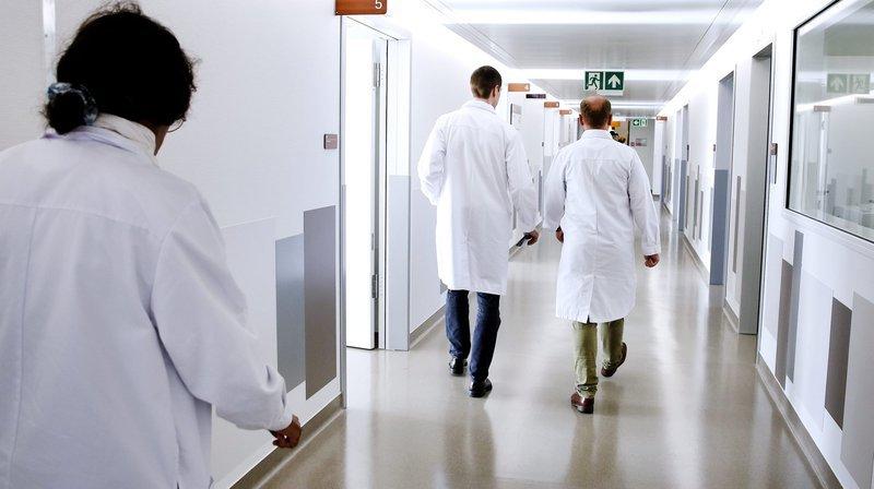 Grippe et virus: l'Hôpital neuchâtelois fait face à une occupation maximale