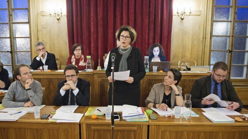 La Chaux-de-Fonds: Sylvia Morel ne se représente pas à l'exécutif