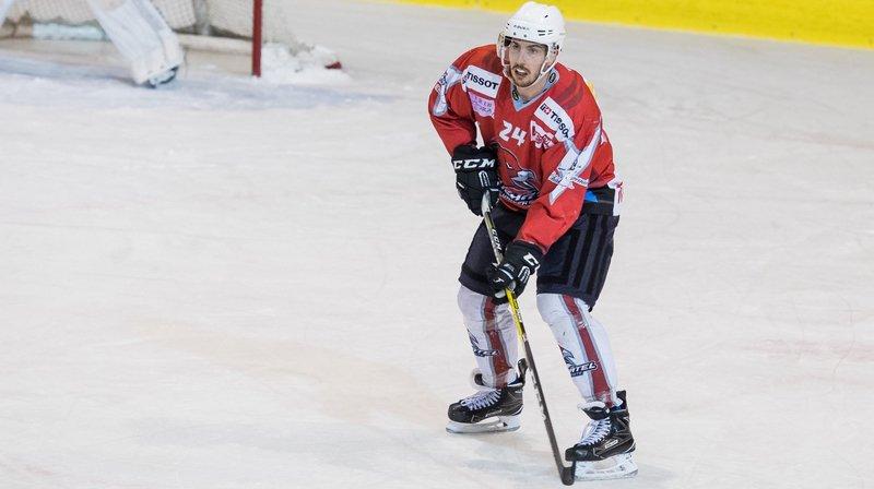 Lionel Girardin et les Aigles sont tombés dans des conditions dantesques à Saas Grund.