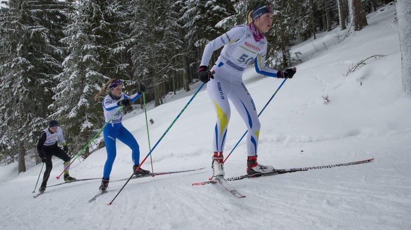 Les adeptes de ski de fond sont gâtés.