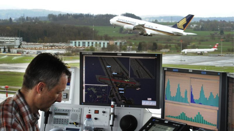Aéroport de Bâle-Mulhouse: 37 vols annulés à cause d'une grève inattendue des contrôleurs aériens