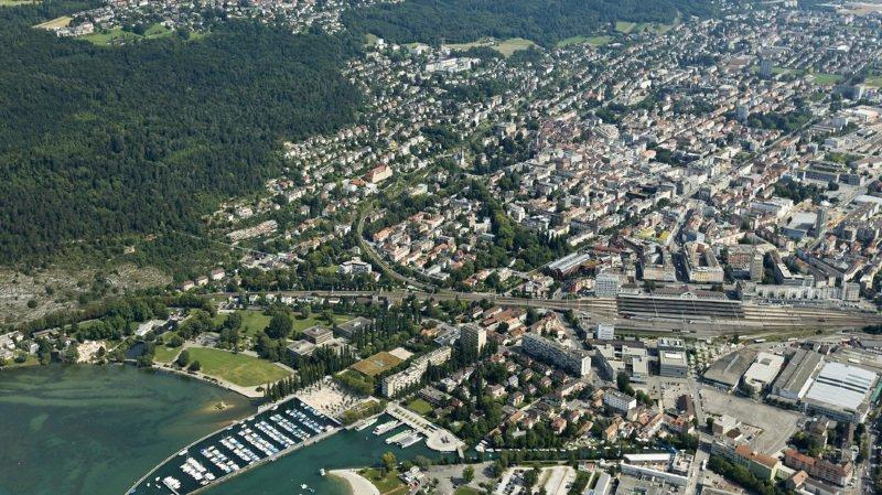 La Ville de Bienne vend un terrain aux Champs-de-Boujean à la société pour 1,48 million de francs.