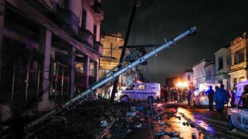 Cuba: une puissante tornade fait au moins 3 morts et 172 blessés à La Havane