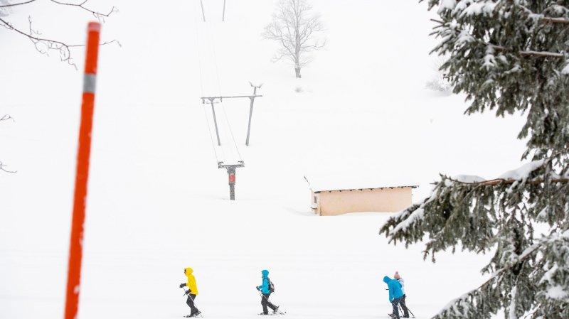 Infographie interactive: combien coûte une journée de ski?