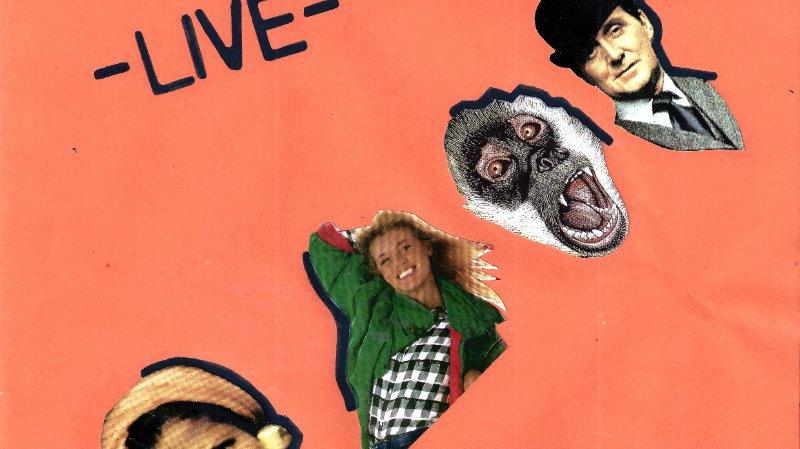 Elmo Crumley One-man-band