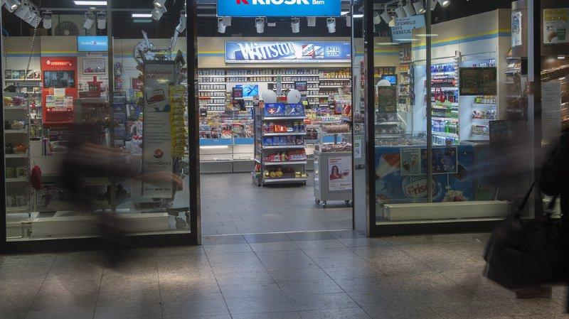 Valora compte ouvrir le premier magasin de ce type en 2019 encore. (illustration)