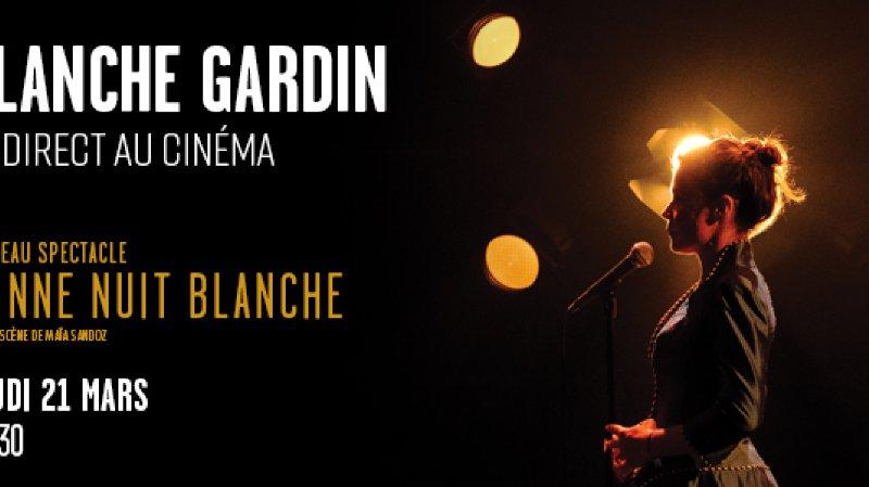 "Blanche Gardin - ""Bonne Nuit Blanche"""
