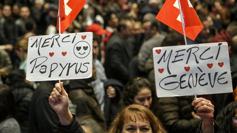 Suisse: les autorités ont régularisé 840 étrangers sans permis de séjour en 2018, un record
