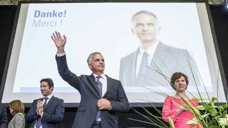 L'ancien conseiller fédéral Didier Burkhalter admet avoir été opéré d'un cancer