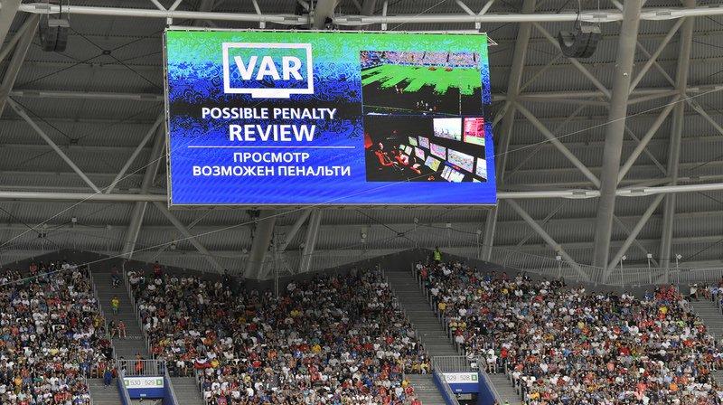 Football: l'arbitrage vidéo sera testé pour la première fois en Suisse lors des quarts de finale de la Coupe