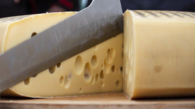 Pour la branche fromagère suisse, les recettes réalisées en 2018 ont atteint 647,9 millions de francs au total, soit une augmentation de 3,2% comparativement à l'exercice précédent.
