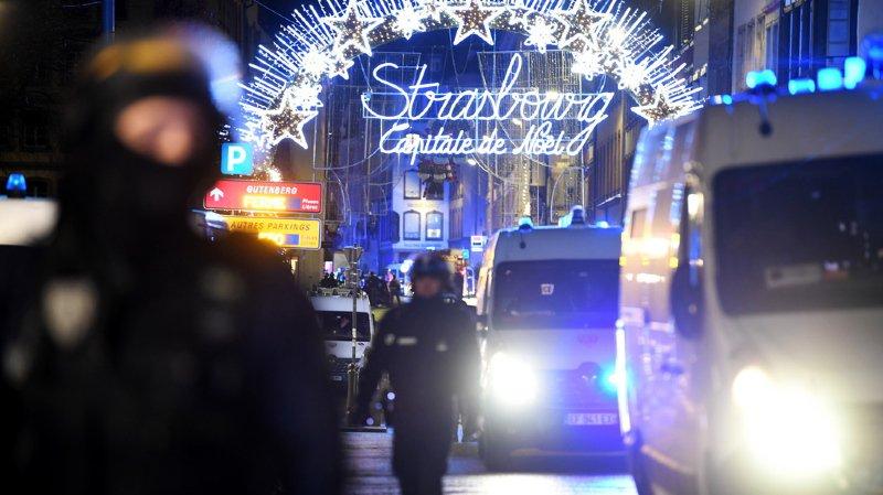 Attentat de Strasbourg: cinq personnes impliquées dans la fourniture de l'arme ont été interpellées