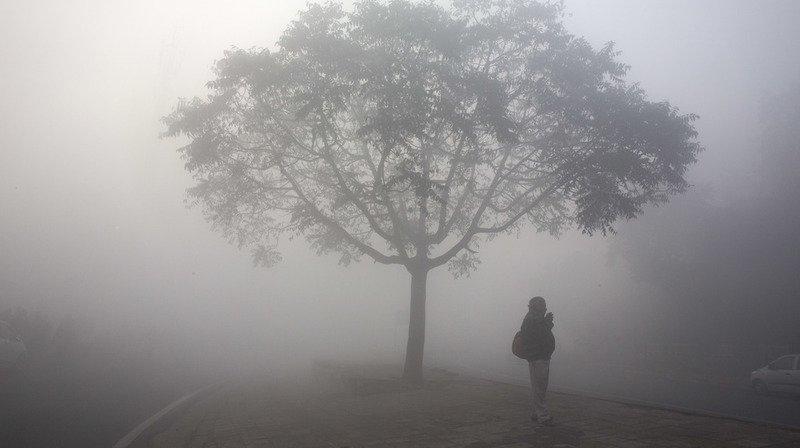 L'OMS considère la pollution atmosphérique en 2019 comme le plus grand risque pour la santé lié à l'environnement. (illustration)