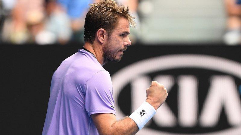 Tennis – Tournoi de Rotterdam: Stan Wawrinka renoue avec la victoire
