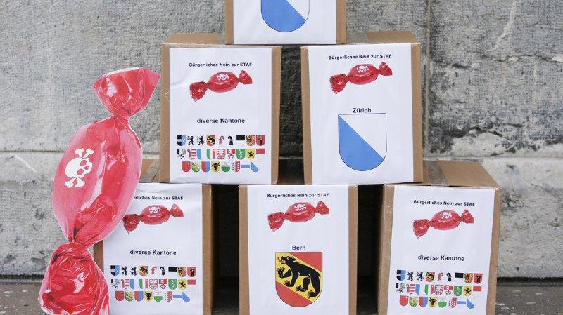 Votations fédérales: les Suisses se prononceront bel et bien sur le projet fiscal et les armes le 19 mai