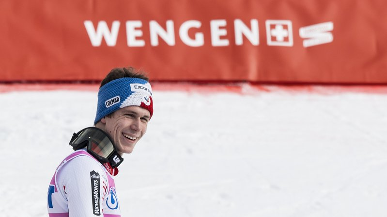 Clément Noël, nouvelle star du slalom.