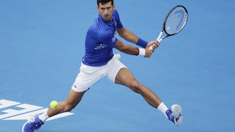 Tennis - Open d'Australie: Djokovic écrase Pouille et rejoint Nadal en finale