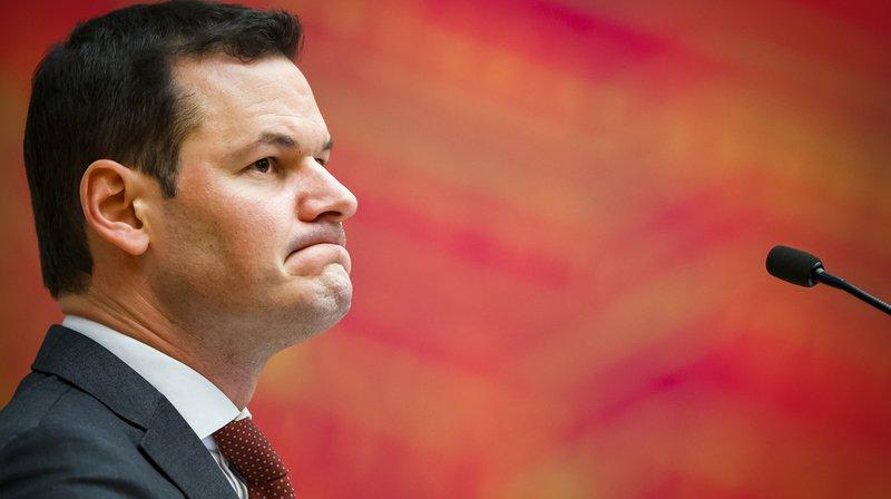 Affaire Maudet: une majorité de Genevois se dit favorable à la démission du conseiller d'Etat
