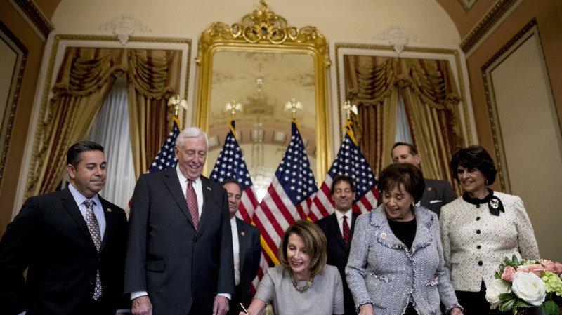 Etats-Unis: le shutdown a coûté 11 milliards à l'économie, dont 3 milliards de pertes pures
